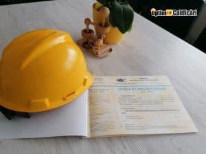 certificat competente profesionale OPTIM AD CALIFICARI